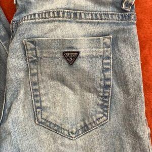 Guess midi skinny jeans